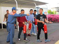 消火訓練1